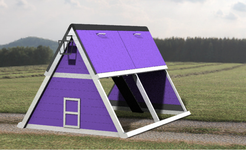 achat poulailler truffaut. Black Bedroom Furniture Sets. Home Design Ideas