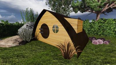 poulailler hobbit